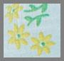 达莉亚花卉印花