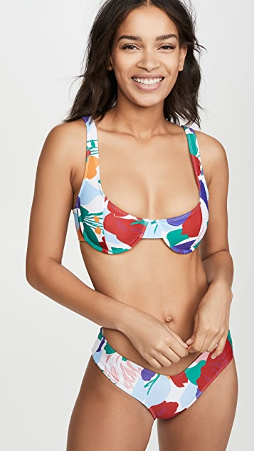 FAITHFULL THE BRAND Pernille Bikini Set