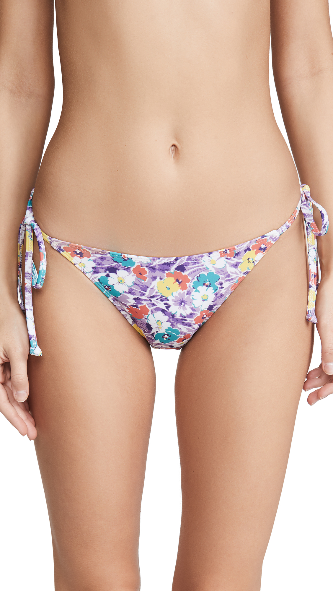 FAITHFULL THE BRAND Valensole Bikini Bottoms