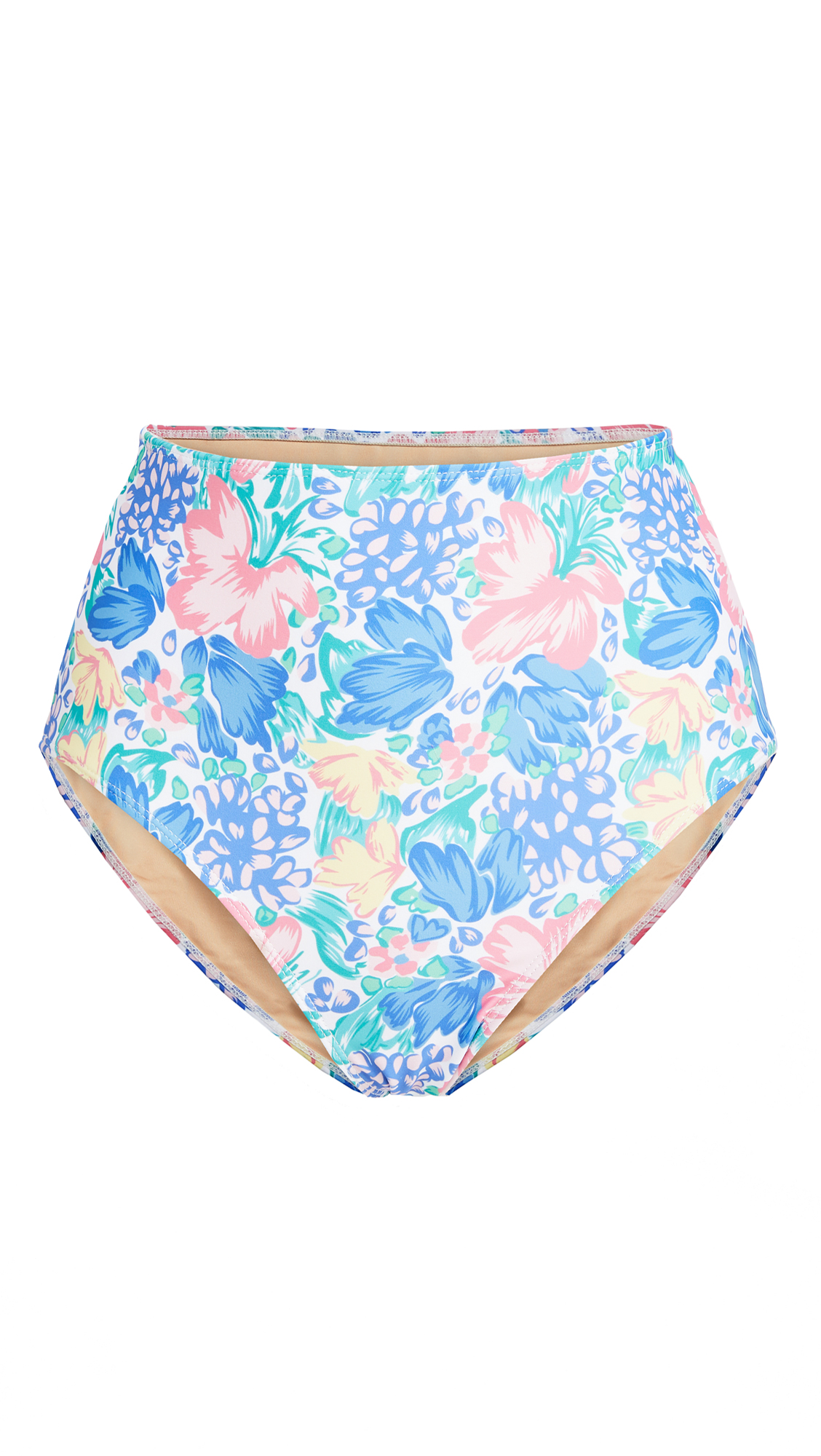 FAITHFULL THE BRAND Chaumont Bikini Bottoms