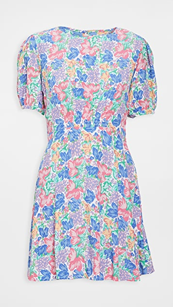 FAITHFULL THE BRAND Sidonie Mini Dress