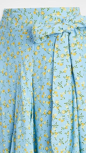 FAITHFULL THE BRAND Aubrie 半身裙