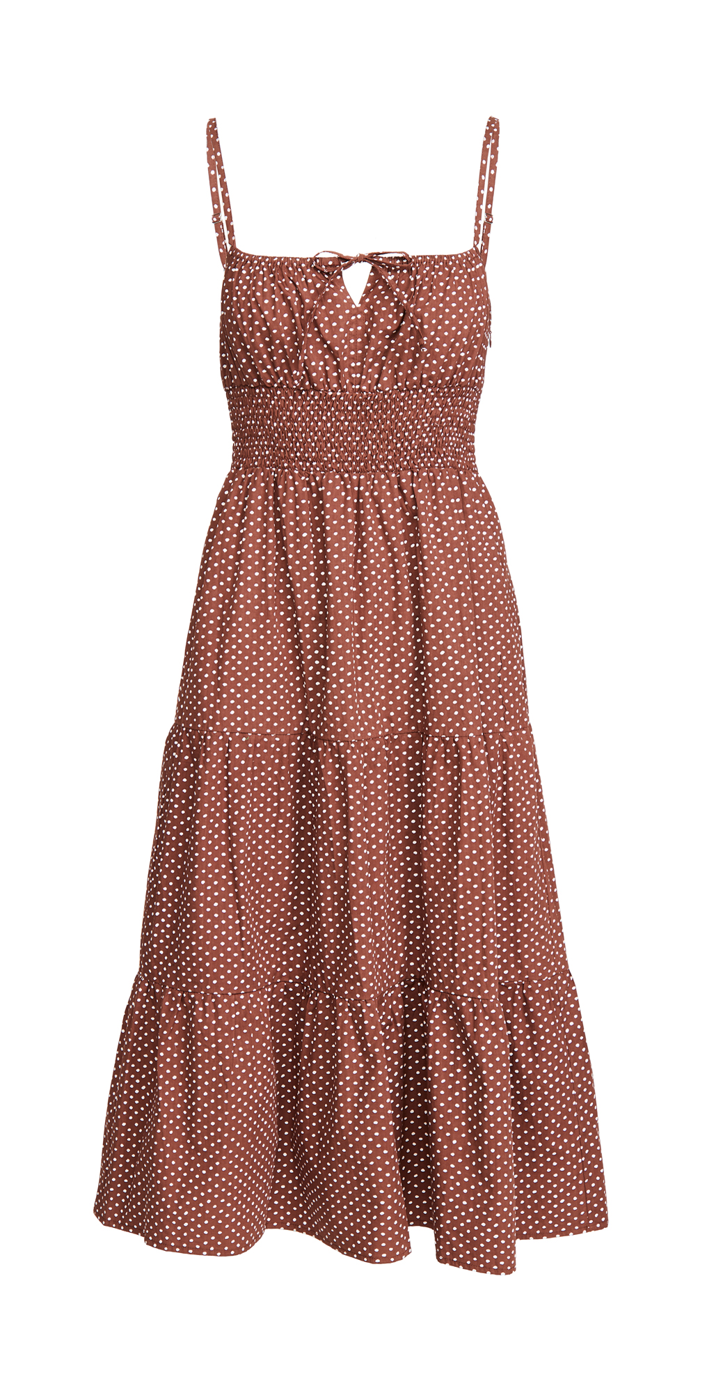 FAITHFULL THE BRAND Canyon Midi Dress