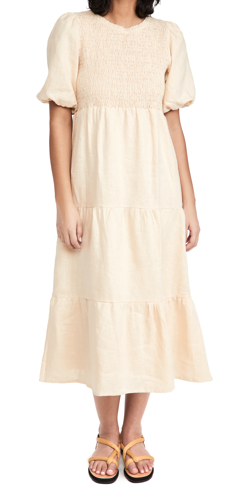 FAITHFULL THE BRAND Alberte Dress