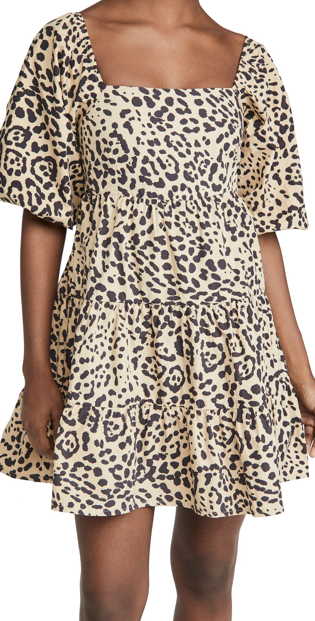 FAITHFULL THE BRAND Eryn Mini Dress