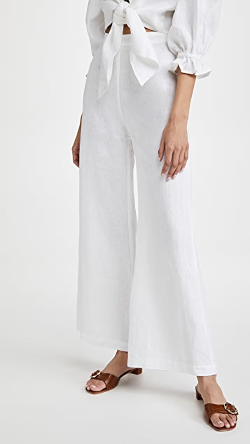 FAITHFULL THE BRAND Sibyl Pants