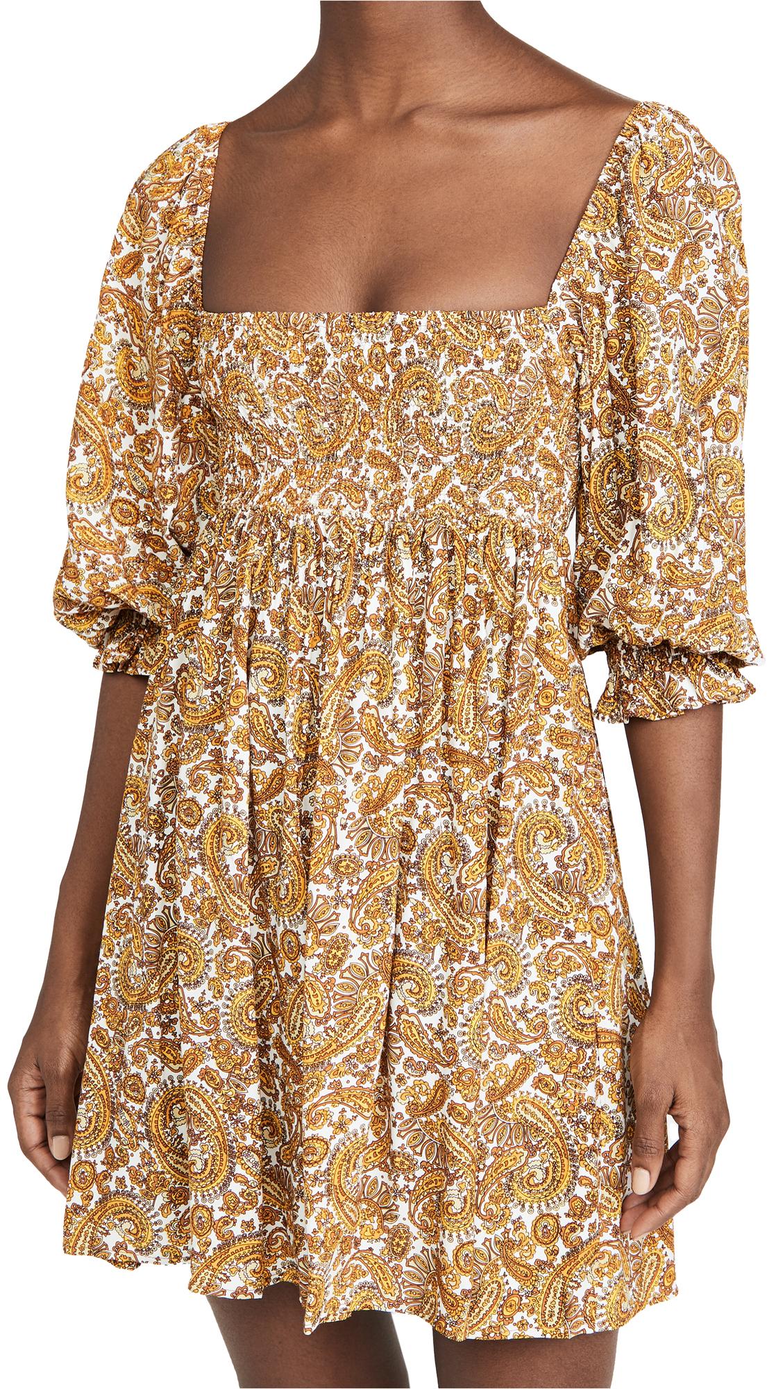 Faithfull The Brand ALINA MINI DRESS
