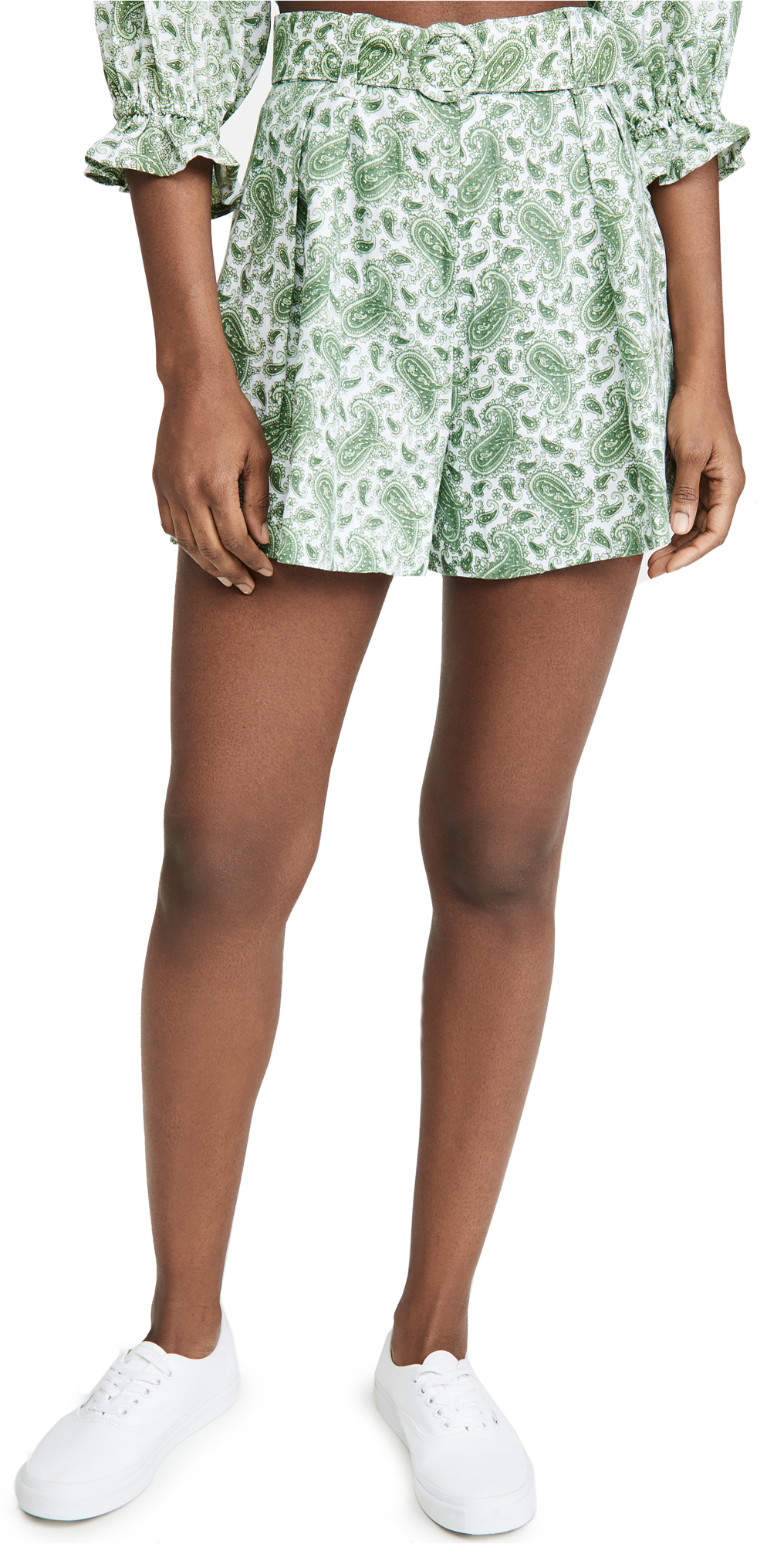 FAITHFULL THE BRAND Ondine Shorts