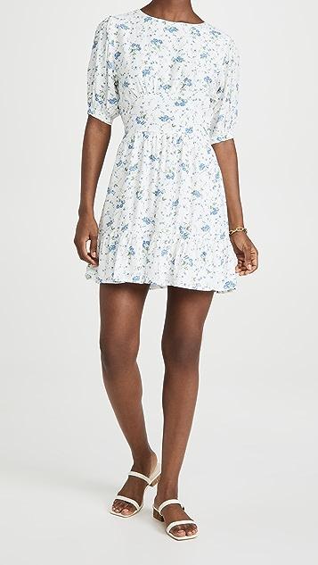 FAITHFULL THE BRAND Desmond Mini Dress