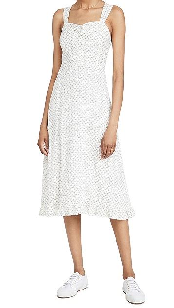 FAITHFULL THE BRAND Videlio Midi Dress