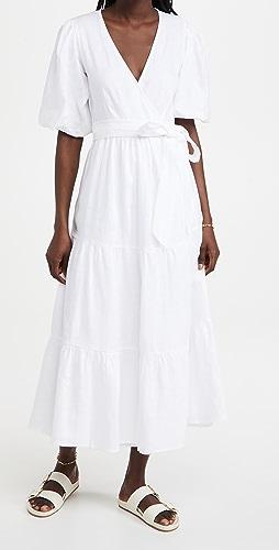 FAITHFULL THE BRAND - Edee Wrap Dress