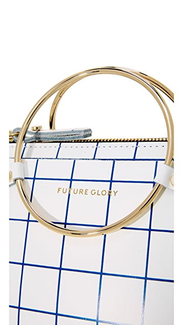 Future Glory Co. Margaux Mini Grid Bag