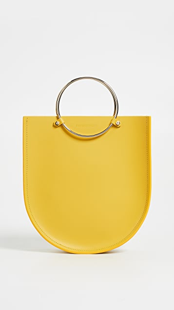Future Glory Co. Rockwell Midi Bag - Yellow