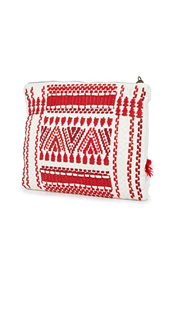 Figue Sangita Zip Pouch
