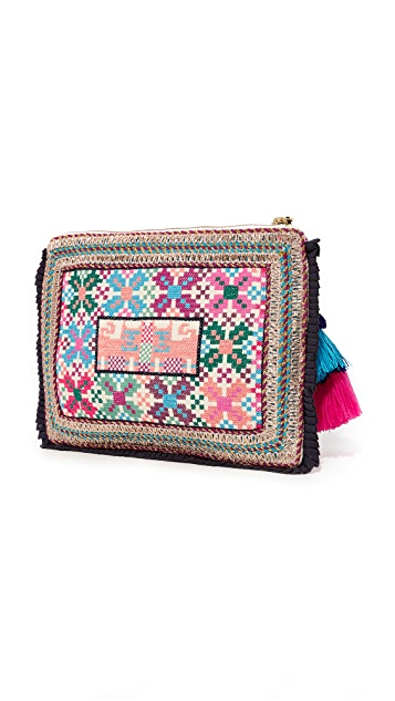Figue Kerala Zip Pouch