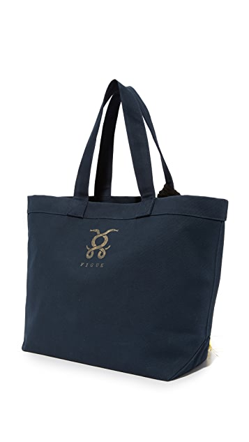 Figue x Space for Giants Flying Elephant Tote