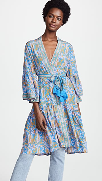 Figue Caroline Kimono Dress