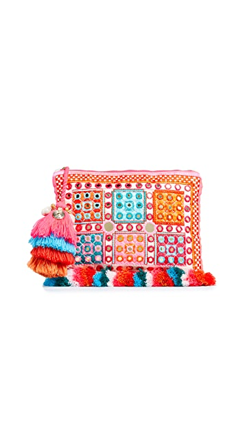 Figue Fara Zip Pouch