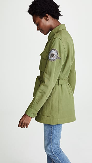 Figue Evil Eye Jacket
