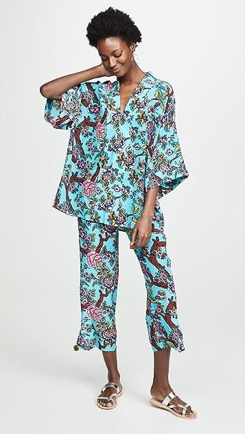 Figue Tokiko Kimono Top