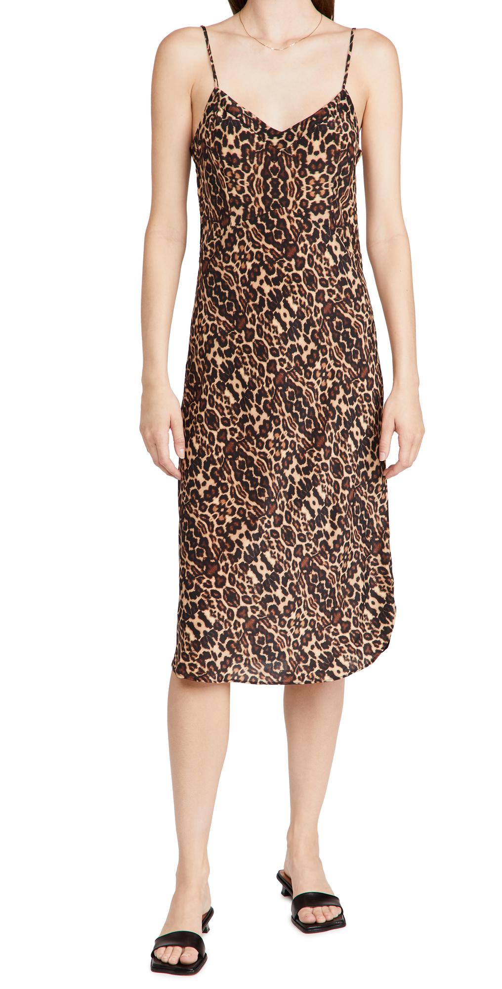 Carolyne Slip Dress