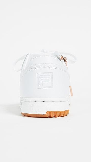 Fila Original Fitness Zipper Sneakers