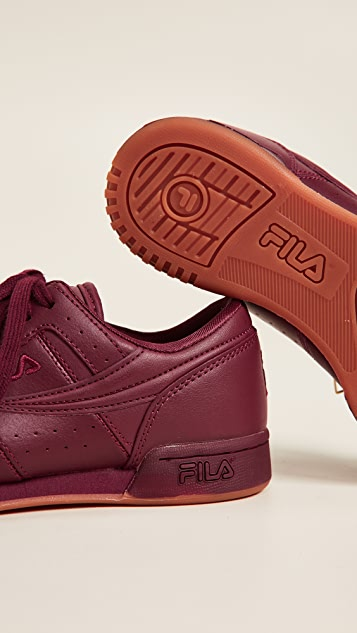 Fila Original Fitness Zipper Sneakers