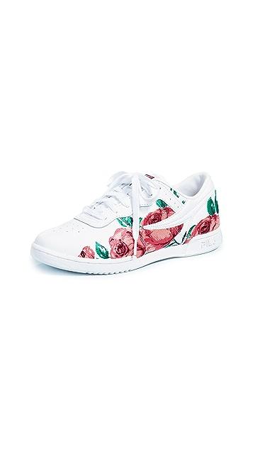Fila Original Embroidery Sneakers