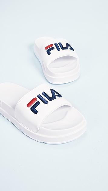 Fila Drifter Bold Slides