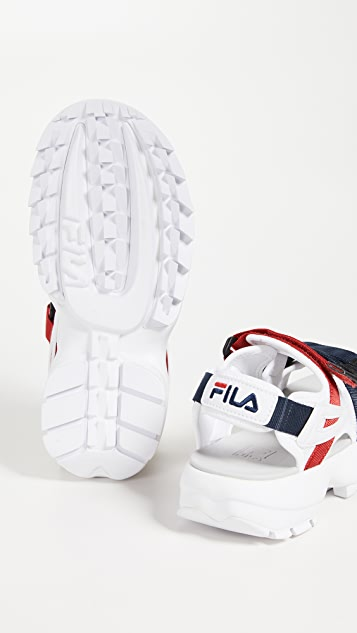Fila Disrupter Sandals
