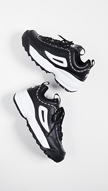 Fila Кроссовки Disruptor II Premium Repeat
