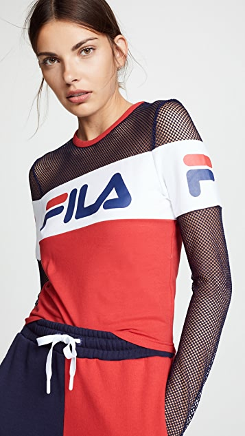 Fila Tara Crop Top