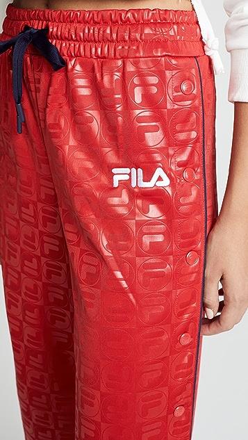 Fila Lena Flared Tear Away Pants
