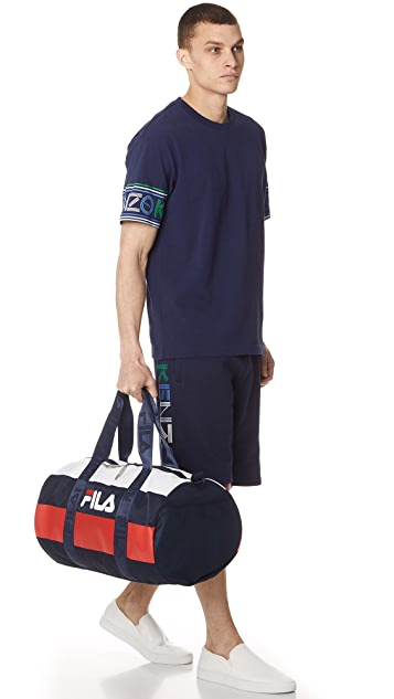 Fila Major Barrel Duffel Bag