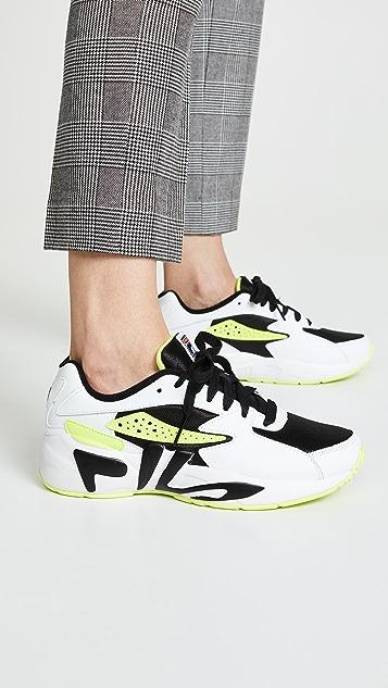 Fila Кроссовки для бега Mindblower в винтажном стиле