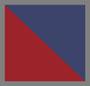 белый/темно-синий fila/красный fila
