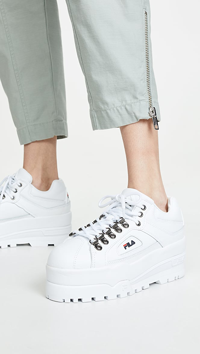 Fila Trailblazer Wedge Sneakers | SHOPBOP