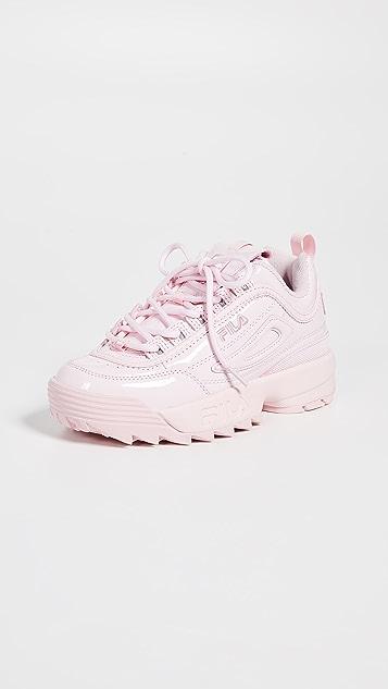 Fila Disruptor II Premium Patent Sneakers
