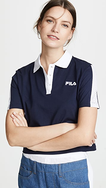 Fila Adiella Polo Shirt