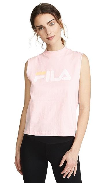 Fila Helena Sleeveless T-Shirt
