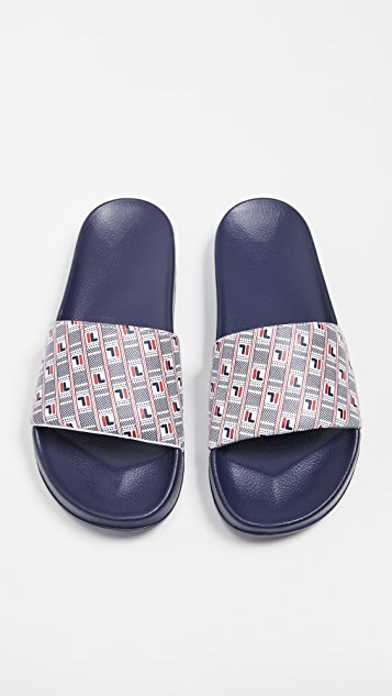 Fila Drifter Haze Pool Slides