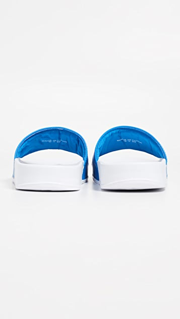 Fila Drifter Double F Pool Slides
