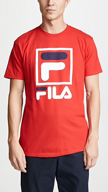 Fila Stacked Tee Shirt