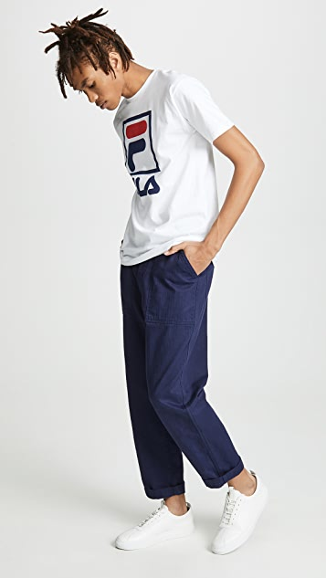 Fila Stacked T-Shirt
