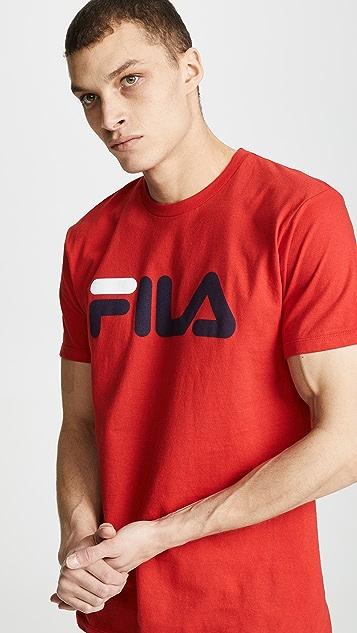 Fila Fila Logo Tee