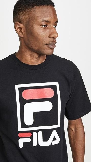 Fila Stacked T-Shirt