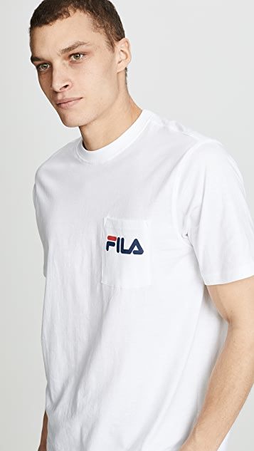 Fila Curtis Pocket Tee