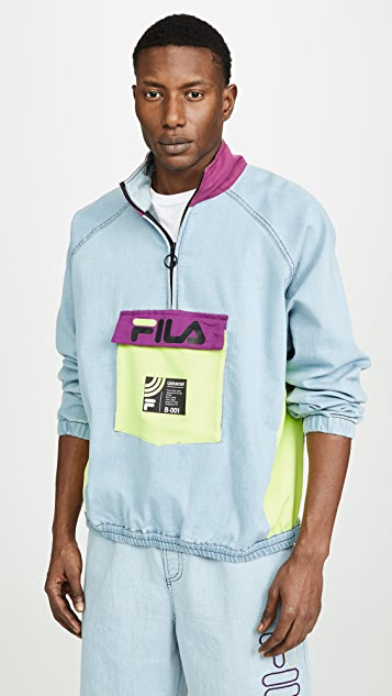 Fila Doug Half Zip Track Top