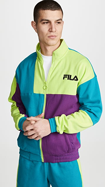 Fila Roland Full Zip Sweatshirt
