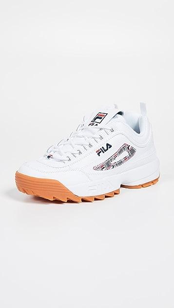 Fila Disruptor II Haze Sneakers